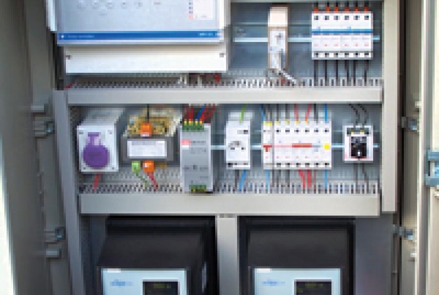 Montmorillon, France Xylem pumps