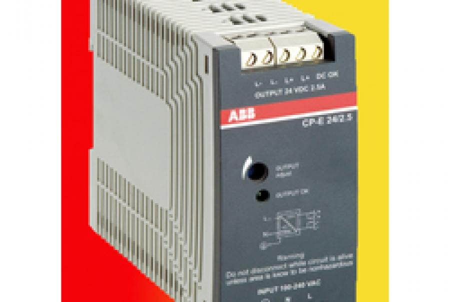 ABB's C reliable power supplies