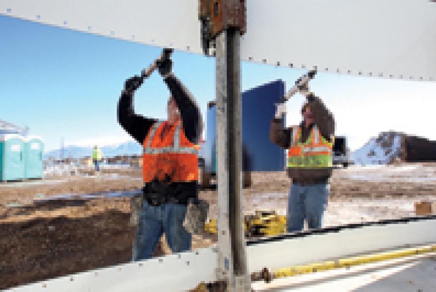 Design-build method enables quick expansion at Utah yogurt production facility