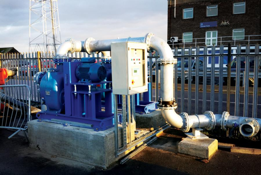 How to Design & Repair Pump Stations