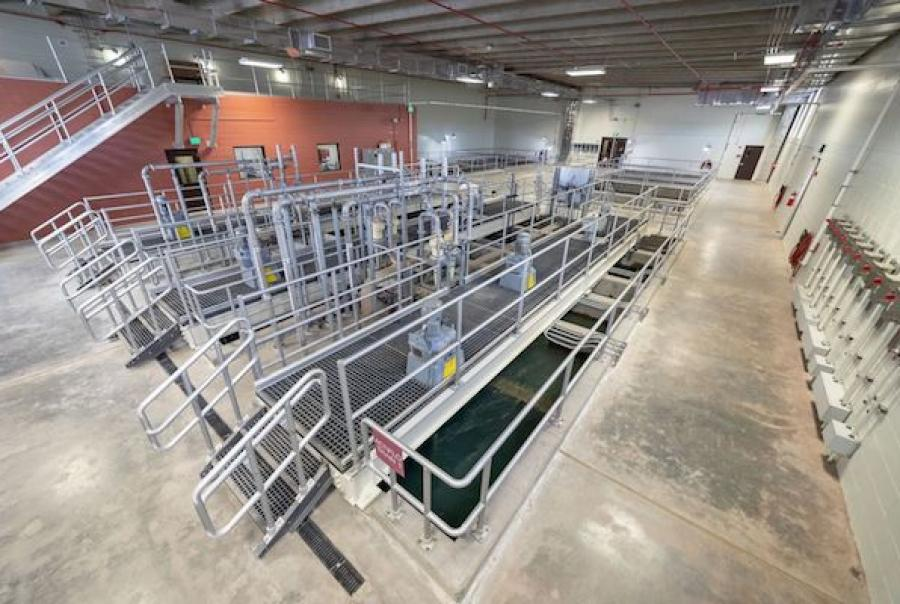 The Actiflow System at the Larry D. Moore Water Treatment Plant