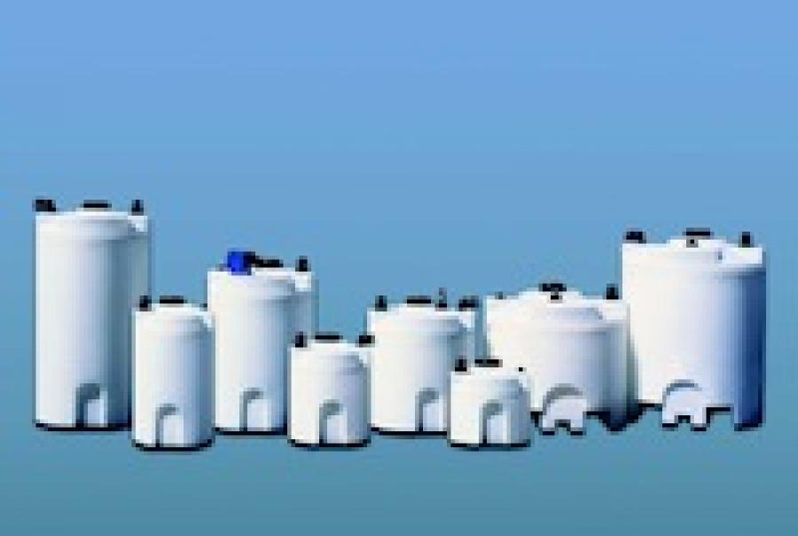 Small Double Wall Tanks