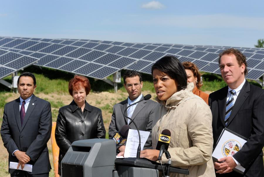 Baltimore Energizes City With Solar Installation at Back River Wastewater Treatment Plant
