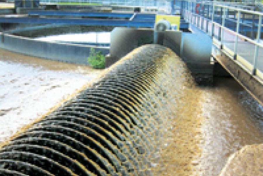 Disc Aerators Replace Brush Aerators, Adding Capacity, Performance