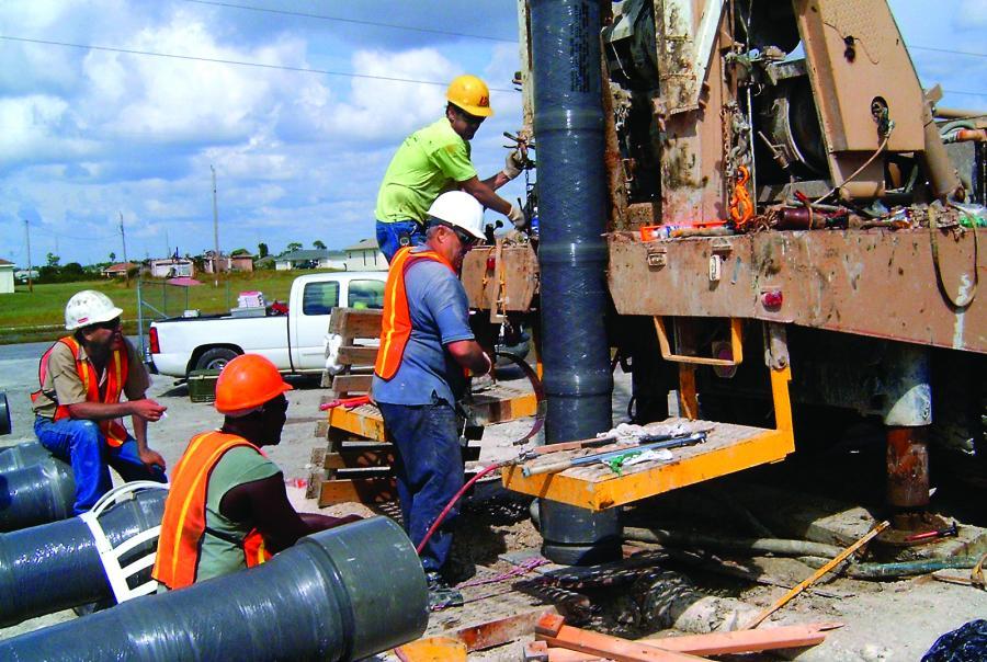Casing & Column Pipe Concerns