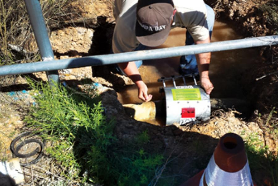 Pipe & Distribution Systems: The Right Coupling for Cave Creek