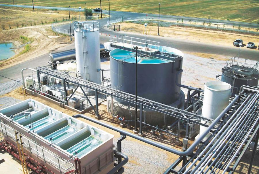 Jared Galligan writes on the evaluation of water reuse practices for ethanol facilities