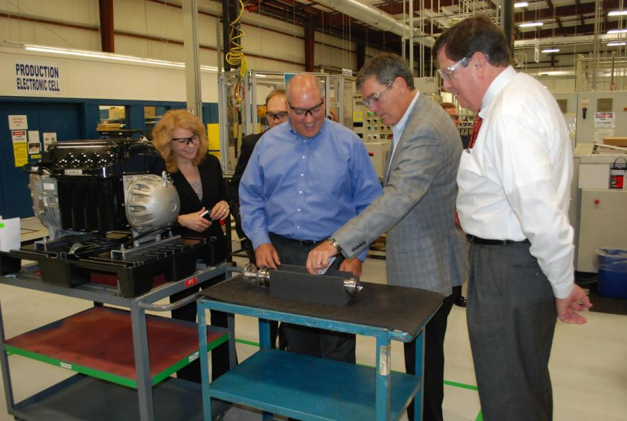 Danfoss Turbocor Florida Congressman Steve Southerland