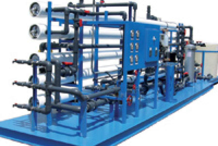 Packaged Water Treatment Systems