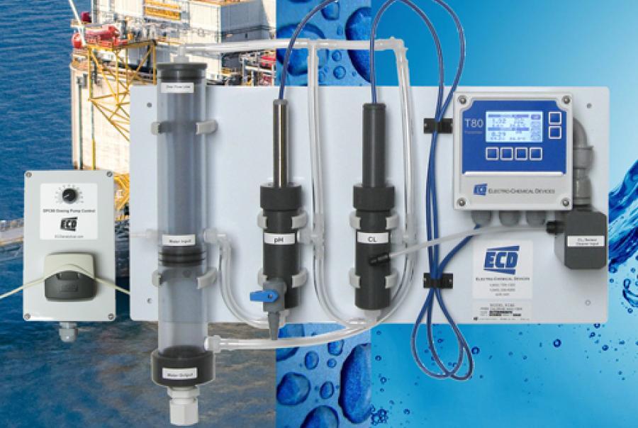Amperometric Analyzer Solves Wastewater Dechlorination Problem at LNG Terminal