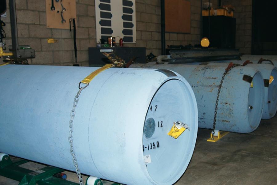 Mass Flowmeter Solves Chlorine Measurement Problem