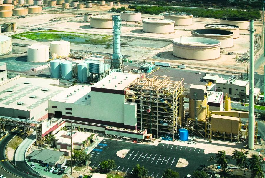 McCrometer Covanta Energy Corp. Honolulu H-POWER