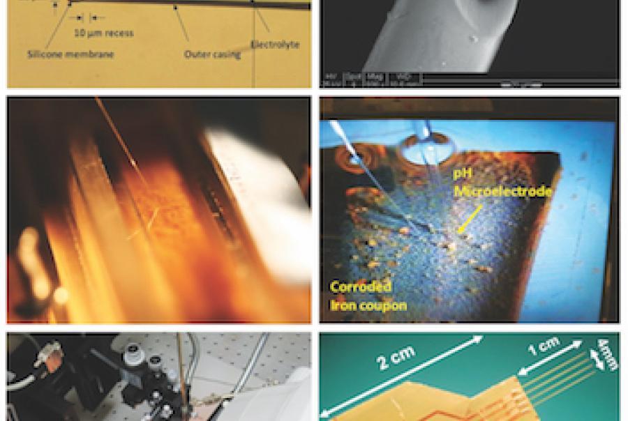 Many Uses of Microsensors