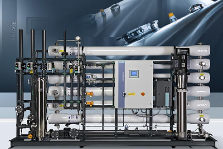 Siemens Launching Economical Reverse Osmosis System in European Market