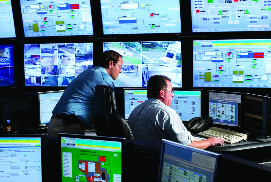 SCADA Security for Municipal Water