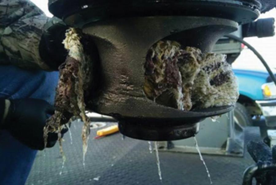 Manhole Helps Keep Trucks Rolling & Sewage Flowing