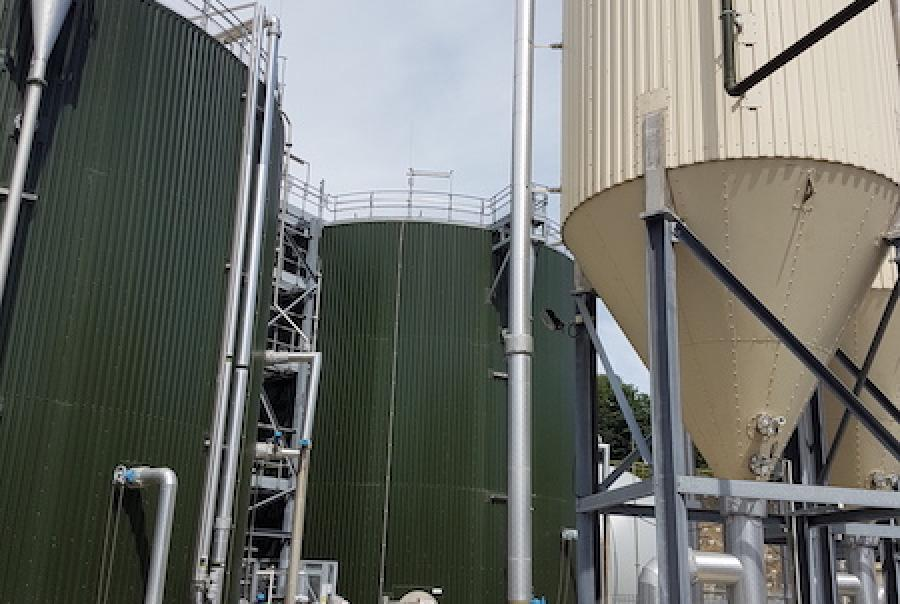 Jersey's shining sludge plant sets standards