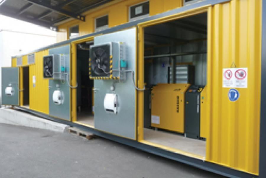 Compressor & Blower Systems