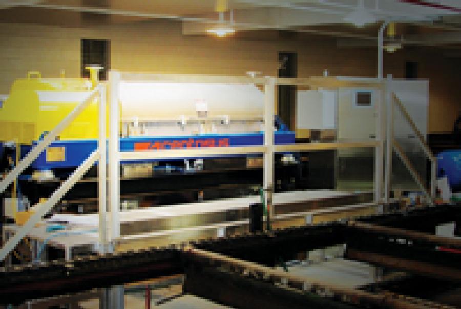 Centrisys centrifuge thickener