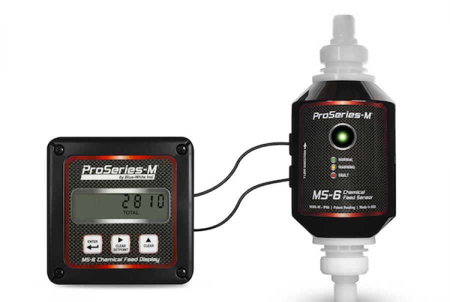 Chemical Feed Sensor