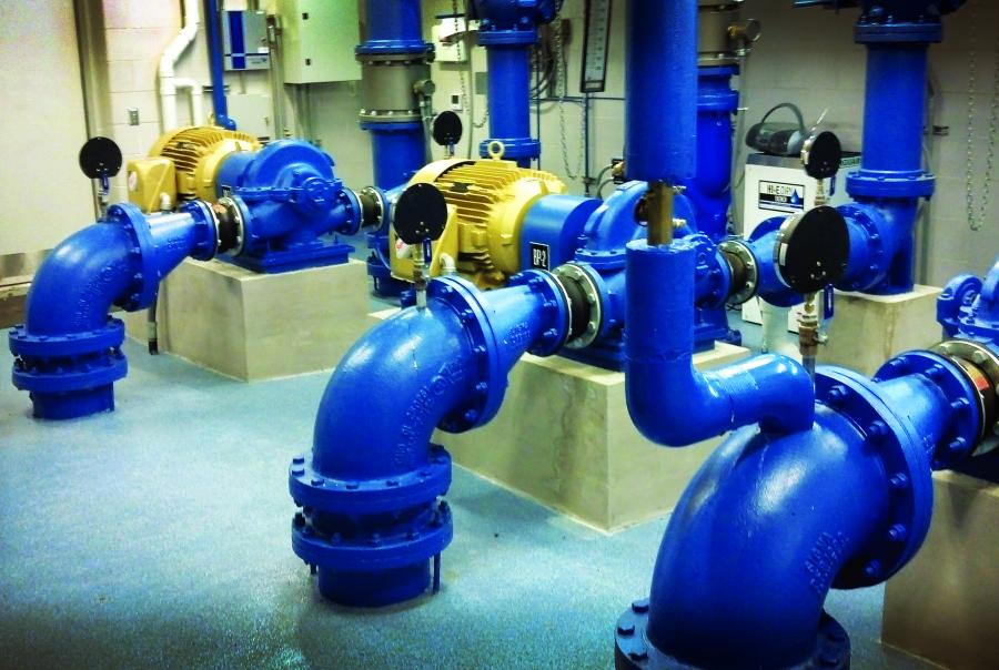 Madison Water Utility smart meters Itron
