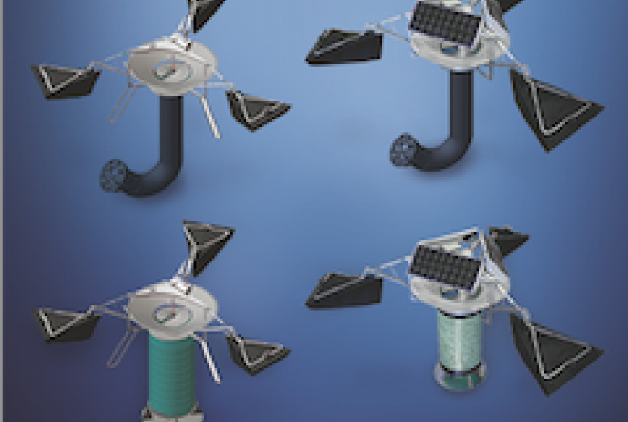 SolarBee and GridBee wastewater mixers