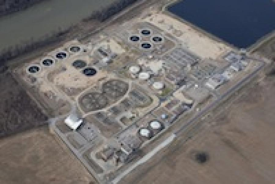 Griffin Electric Metropolitan Wastewater Treatment Plant