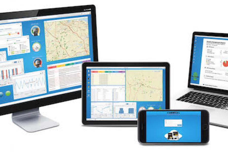 123SCADA Web Portal and Mobile Application