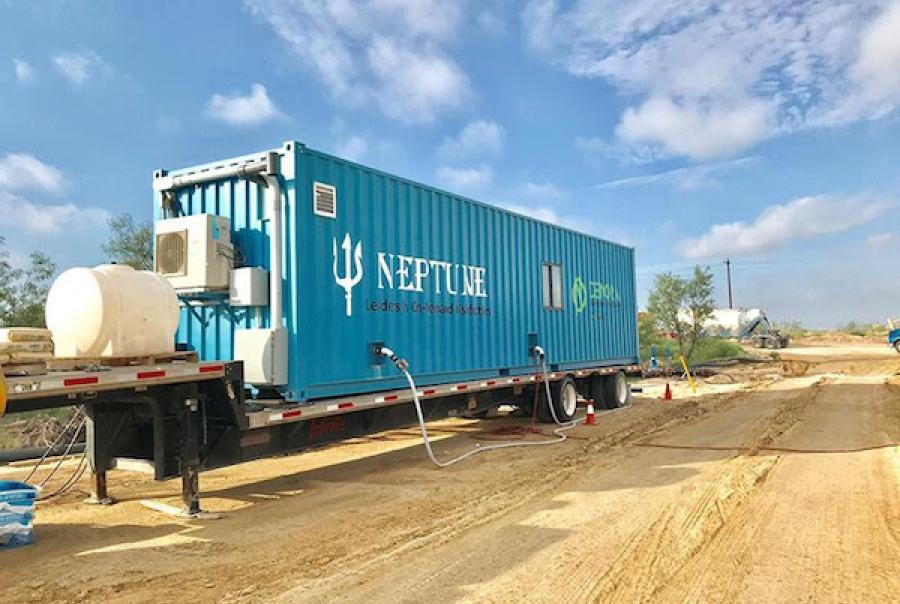 De Nora acquires Neptune Enterprises, LLC, forming De Nora Neptune, LLC