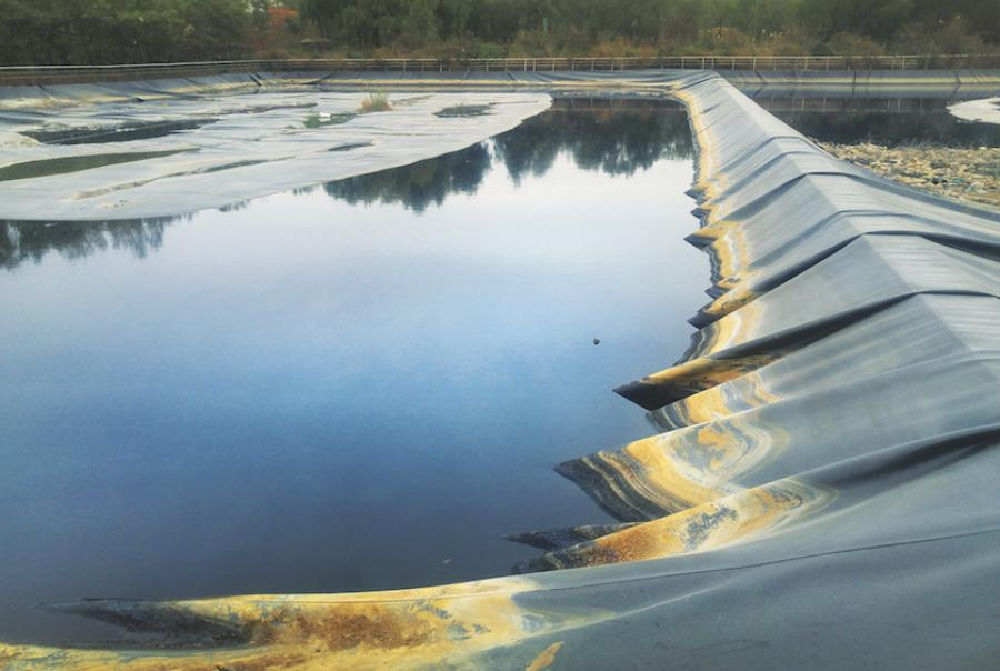 J.L. Kinder writes on treating landfill leachate to meet discharge limits