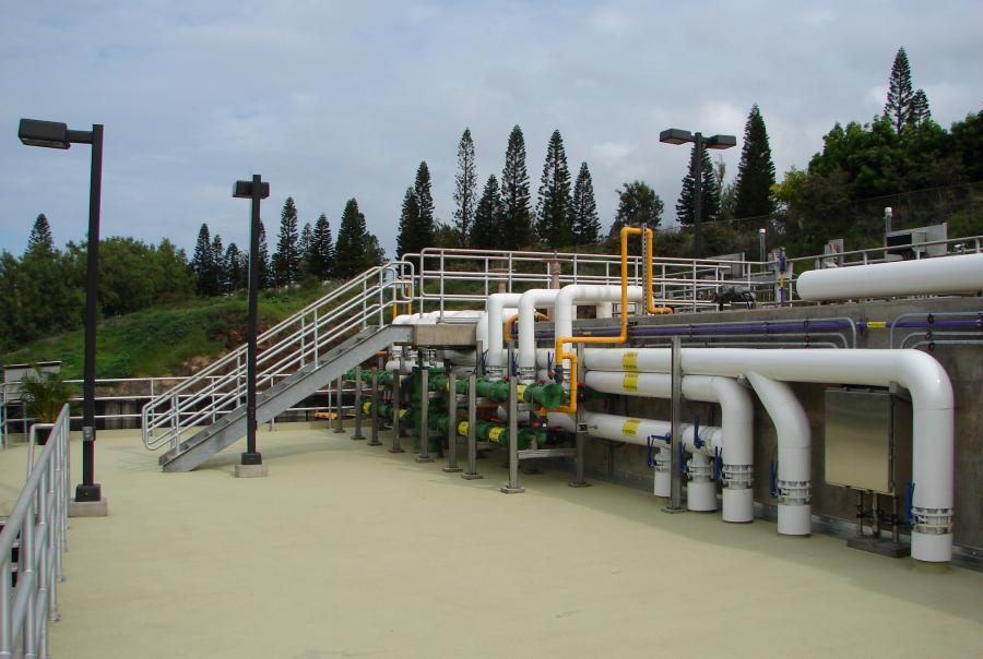 Membrane Bioreactor Bolsters Reuse Efficiency