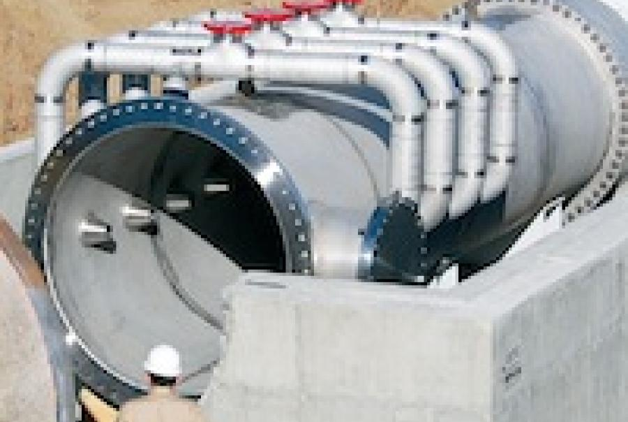 Mazzei pipeline flash reactor