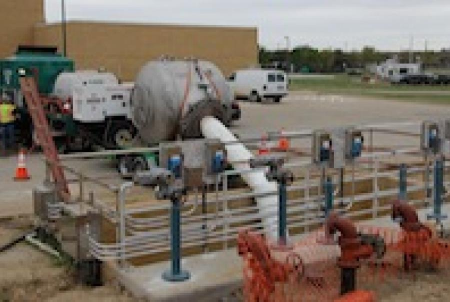Inland Pipe Rehabilitation Dallas cured-in-place pipe