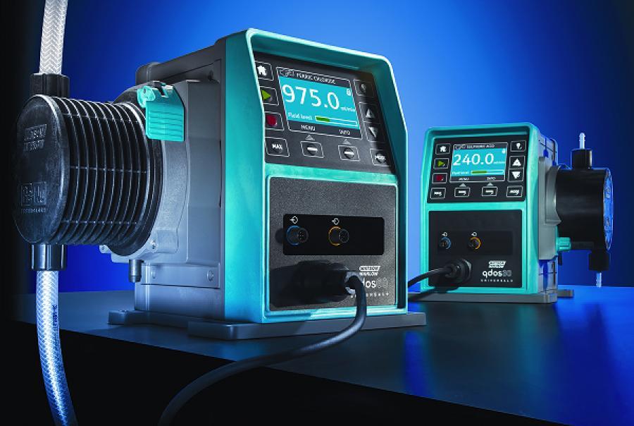 Watson-Marlow Peristaltic Pump Qdos 60 WEFTEC
