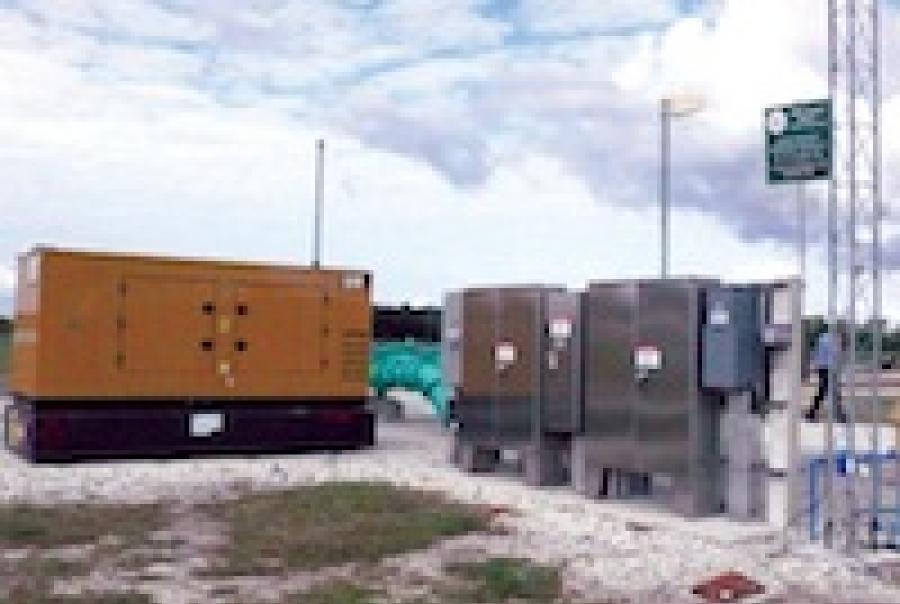 Polk County Utilities Stays in Control