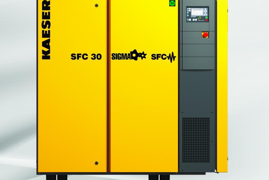 Kaeser Variable Speed Drive Screw Compressors