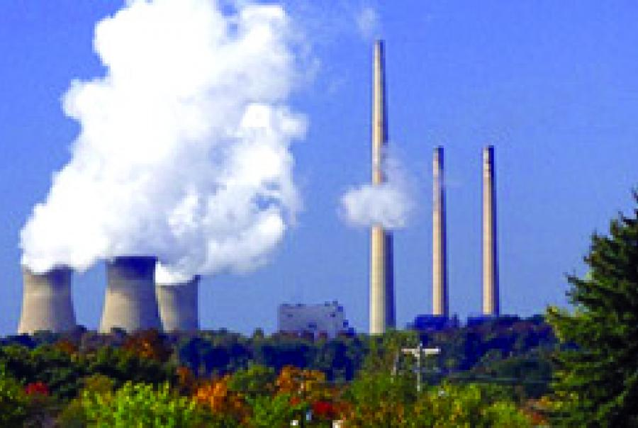 Pennsylvania Power Plant Installs New Filters