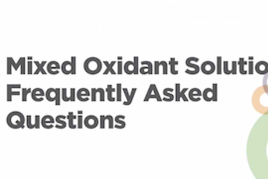 de nora oxidant solution