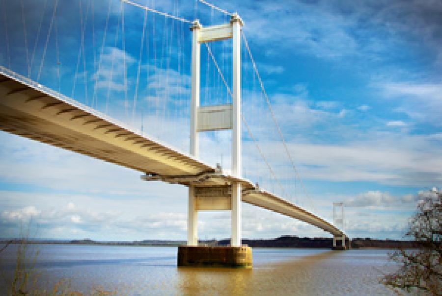 Severn Bridge rotary lobe pumps Borger UK
