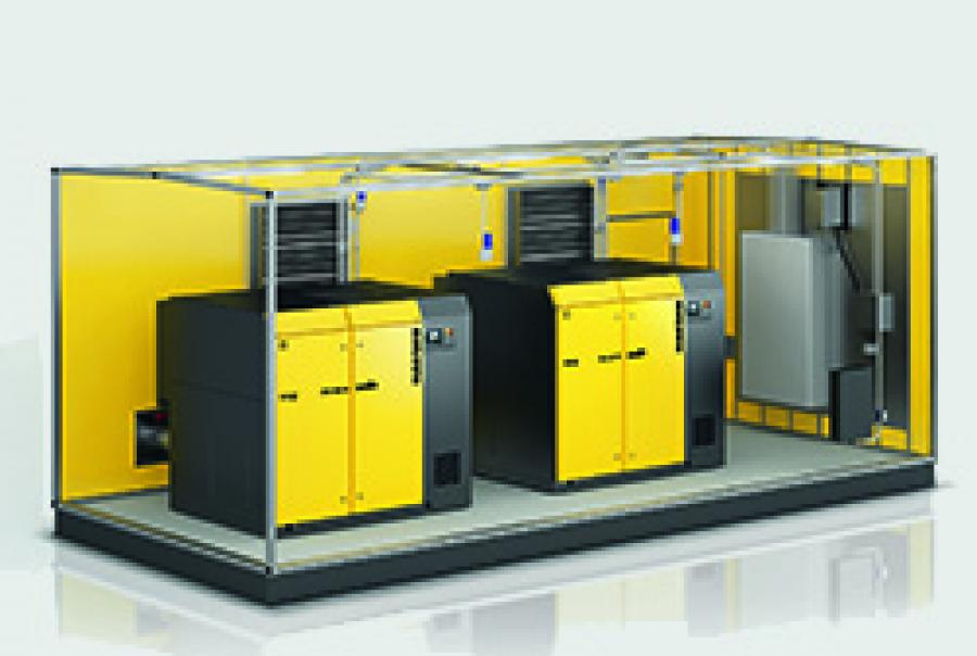 kaeser compressor and blowers