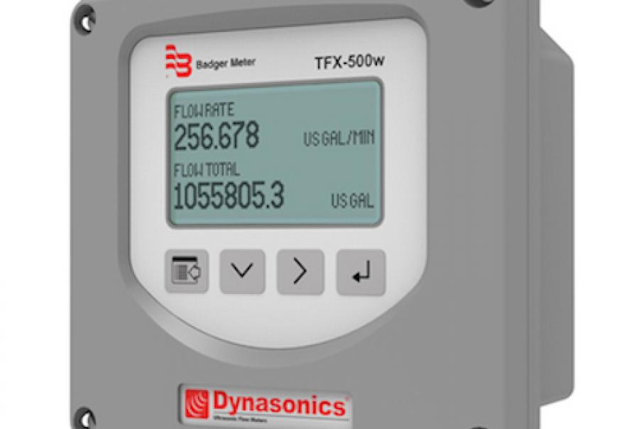 Dynasonics ultrasonic meter
