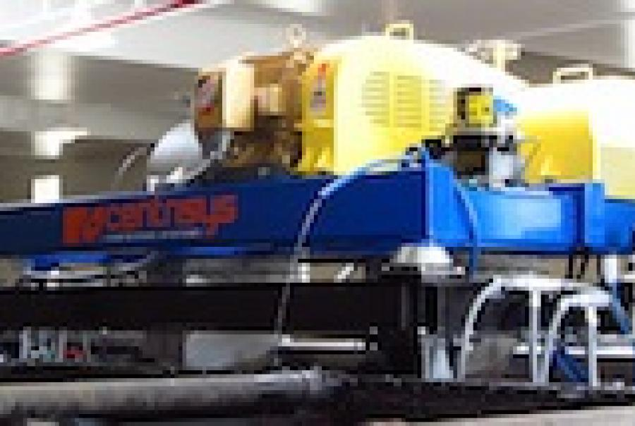 Centrisys THK thickening centrifuge innovative technology award