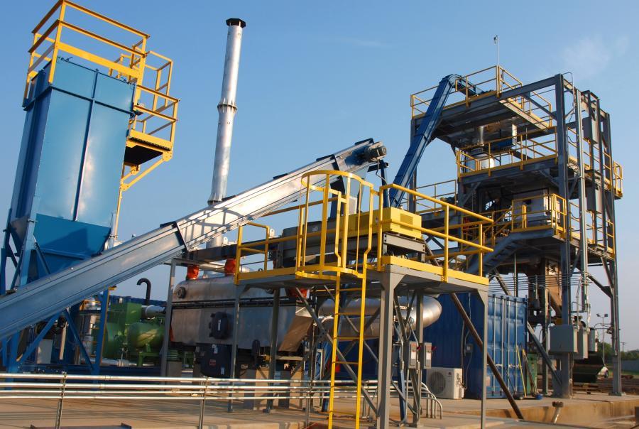 PHG Energy Lebanon Tennessee waste to energy downdraft gasification