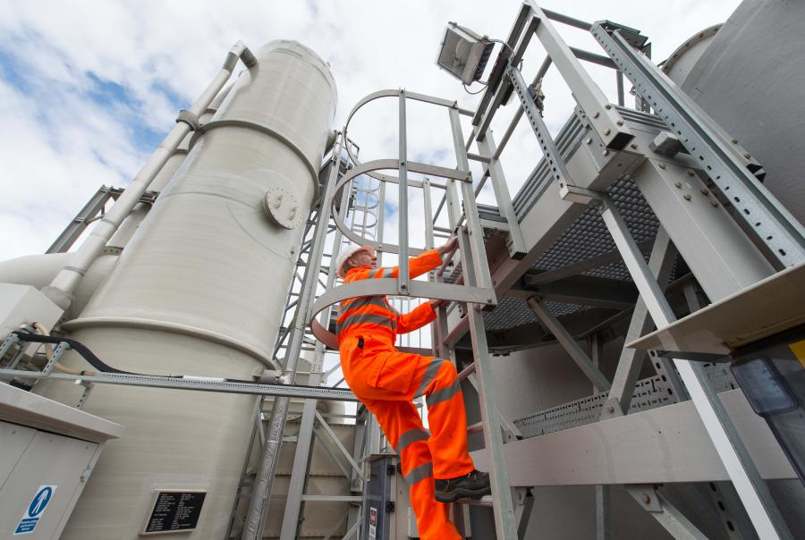 Veolia commences major upgrade to the Vartry Water Treatment Plant
