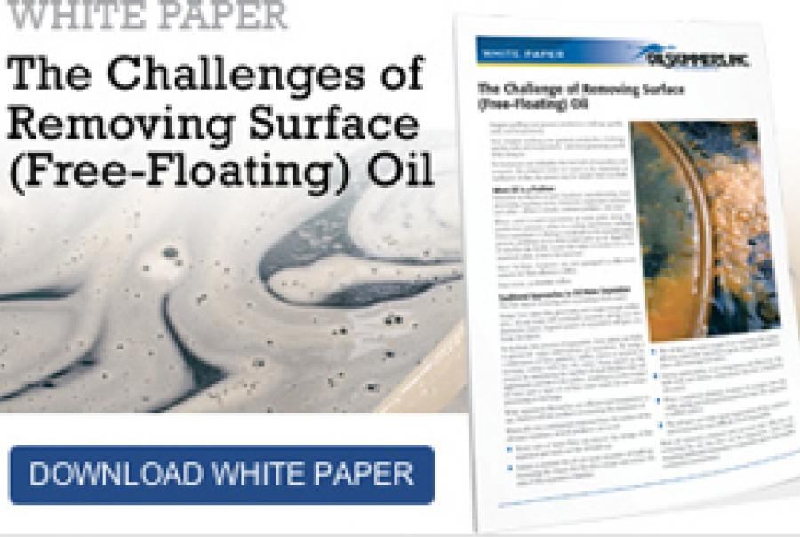 The Challenges of Removing Surface (Free-Floating) Oil