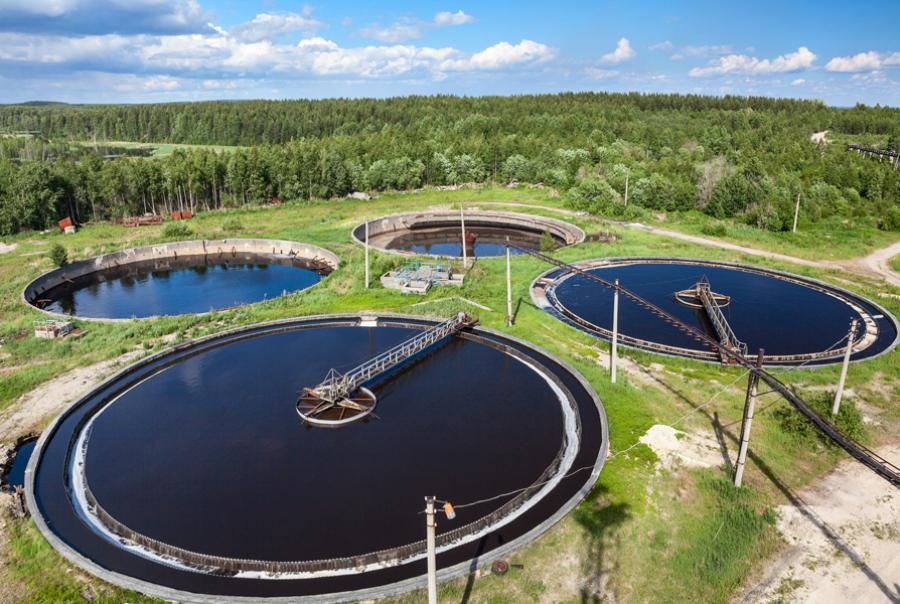 Control valve innovations optimize water & wastewater treatment operations
