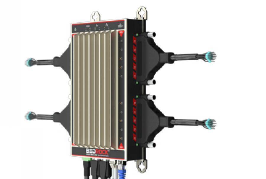 Edge Controller Combines SCADA RTU, PLC & I/O in One Unit