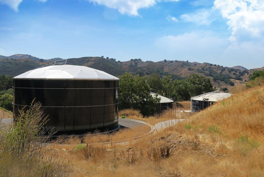 Tank manufacturer celebrates 125 years developing & building storage tanks
