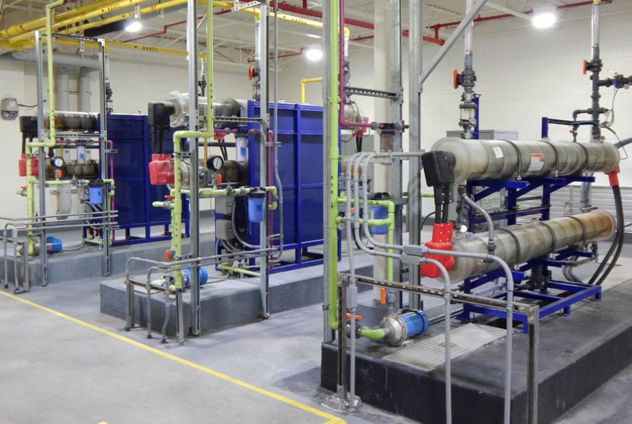 OSHG system improves efficiency, reduces risk