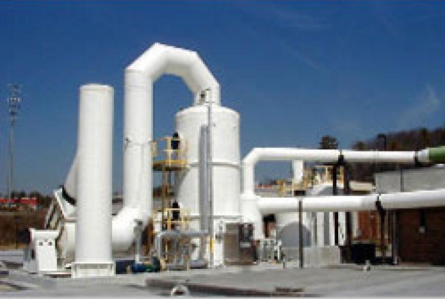 pH monitoring in sulfur dioxide scrubbers ensures efficient pollution control